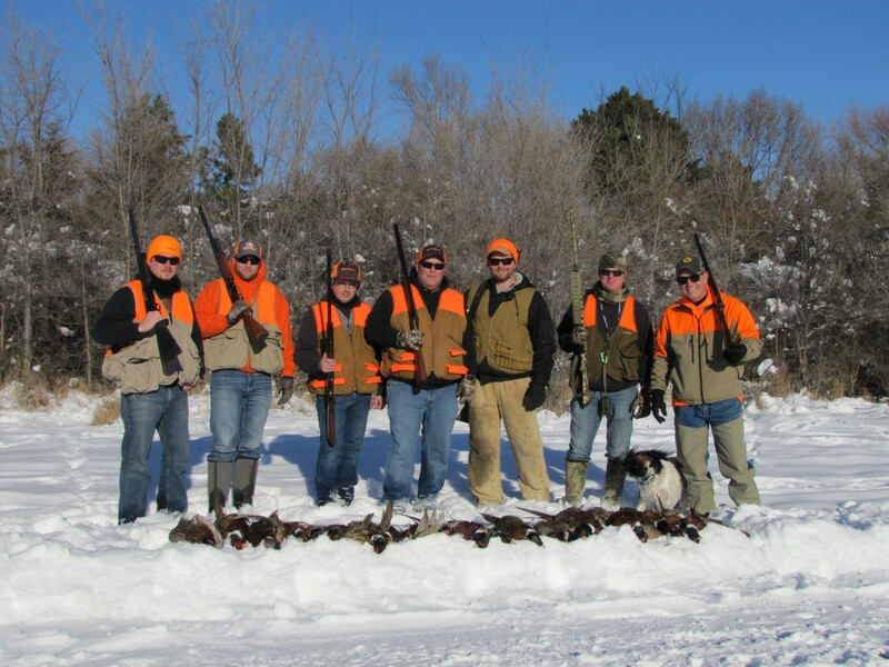 rooster tales pheasant hunt 2018